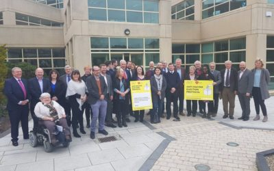 Organise a local launch of the Anti-racism Election Protocol 2019