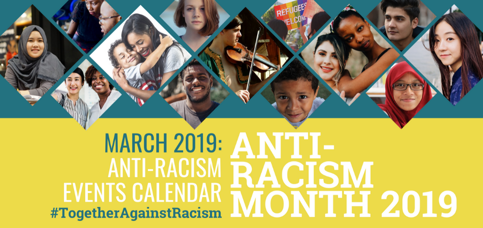 INAR's Network Celebrates Anti-Racism Month 2019