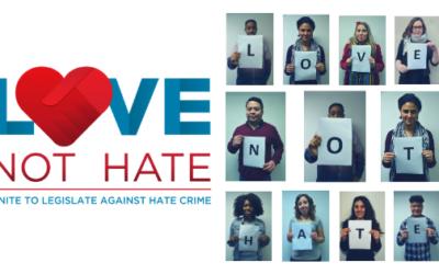 Media release: Senator Flynn relaunches campaign for Hate Crime Legislation.