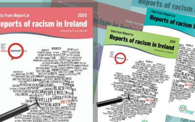 INAR's 2020 iReport.ie Reports of Racism in Ireland